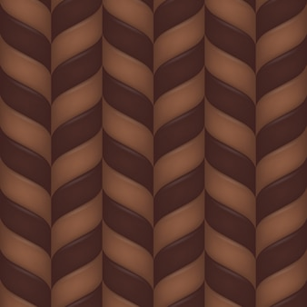 Abstracte chocolade candys