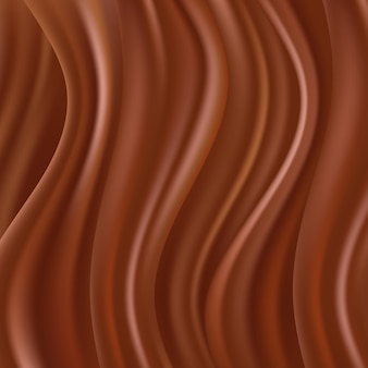 Abstracte chocoladeachtergrond