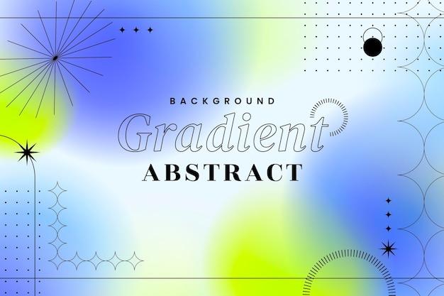 Abstracte creatieve achtergrond