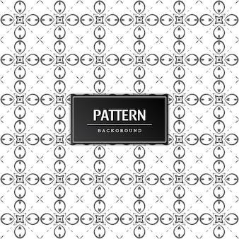 Abstracte decoratieve patroonachtergrond