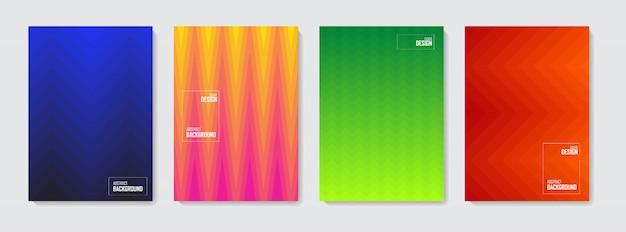 Abstracte dekking patroon achtergrond.
