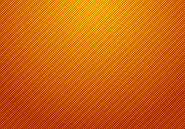 Abstracte diagonale lijnen gestreepte oranje achtergrond