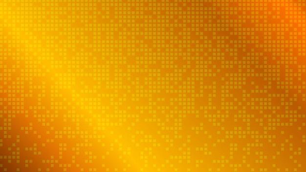 Abstracte digitale gouden achtergrond. vectoreps10.