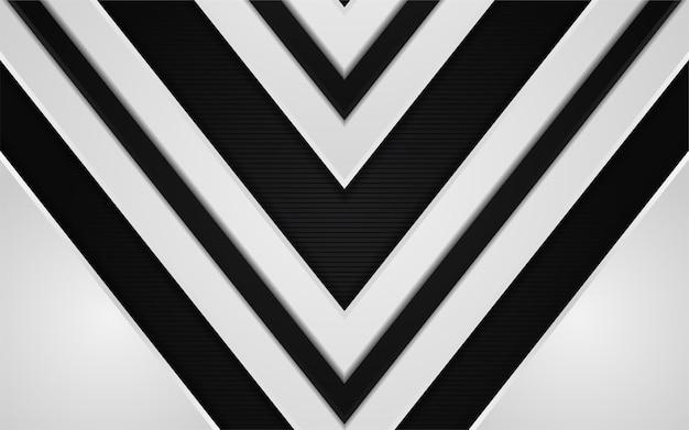 Abstracte donkere achtergrondcombinatie met gradiëntwit