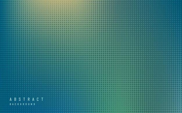 Abstracte donkergroene kleur wazig achtergrond horizontaal panoramisch