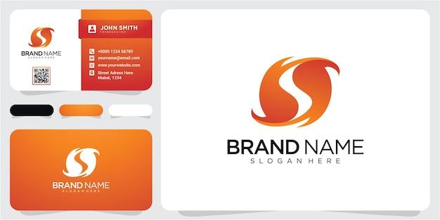 Abstracte eerste letter s logo. kleurrijk s-letterlogo met een modern concept. letter s logo sjabloon in segmenten ontwerpstijl.
