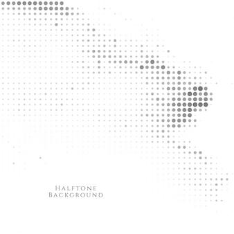 Abstracte elegante halftone achtergrond