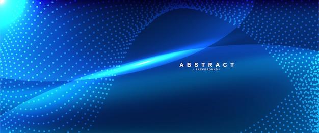 Abstracte futuristische technische achtergrond