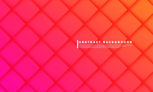 Abstracte geometrische achtergrond met kleurovergang