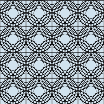Abstracte geometrische achtergrond. naadloos patroon voor behang, inpakpapier, mode prints, stofontwerp.