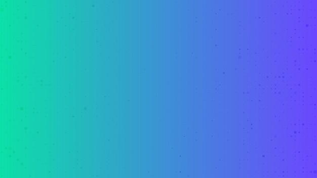 Abstracte geometrische achtergrond van vierkanten. blauwe pixelachtergrond met lege ruimte. vector illustratie.