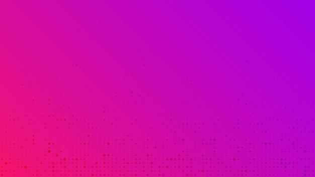 Abstracte geometrische achtergrond van vierkanten. roze pixelachtergrond met lege ruimte. vector illustratie.