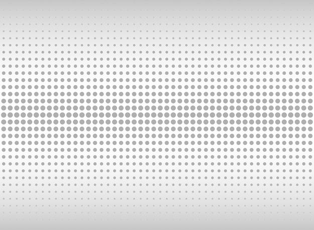 Abstracte geometrische het patroonachtergrond van de gradiënt grijze punt.