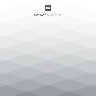 Abstracte geometrische naadloze patroon witte achtergrond