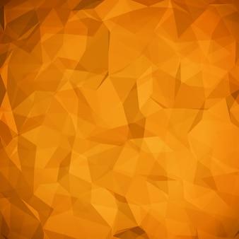 Abstracte geometrische origami afgebrokkelde papier vector achtergrond.