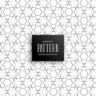 Abstracte geometrische patroon decoratie achtergrond