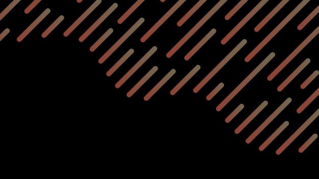 Abstracte, geometrische, shapesdark rode, bruine, zwarte gradiëntbehang achtergrond vectorillustratie