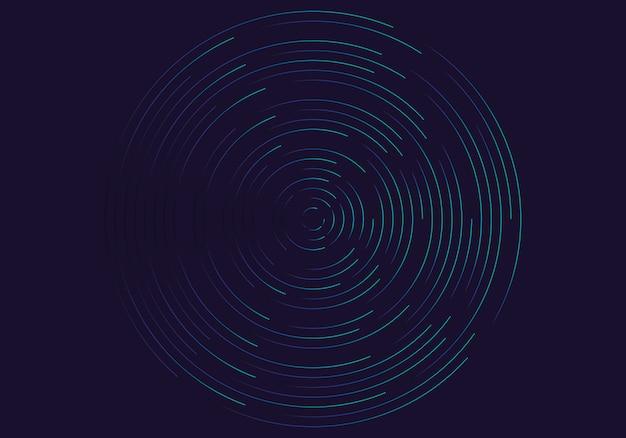 Abstracte geometrische vortex