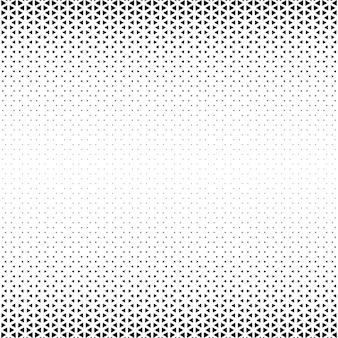 Abstracte geometrische zwart-witte achtergrond