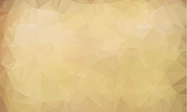 Abstracte gestructureerde veelhoekige achtergrond