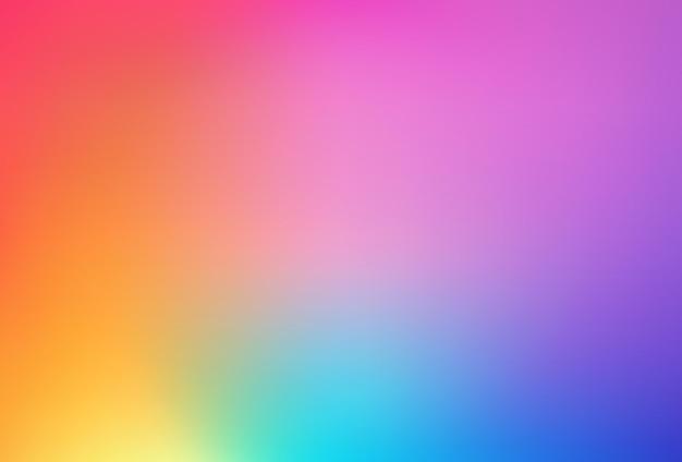 Abstracte gladde wazig gekleurde mesh achtergrond
