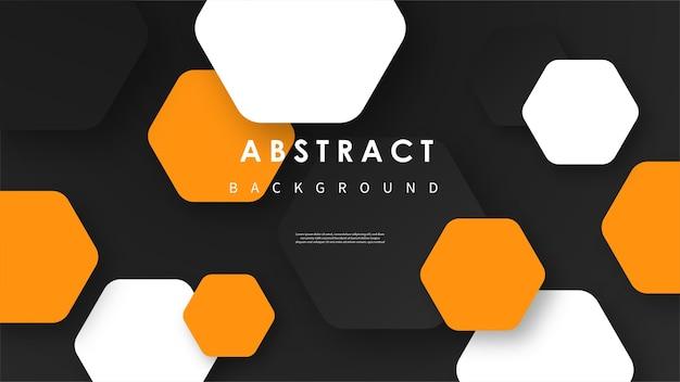 Abstracte golfachtergrond met kleurrijke vormen