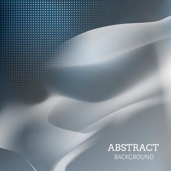 Abstracte golvende achtergrond