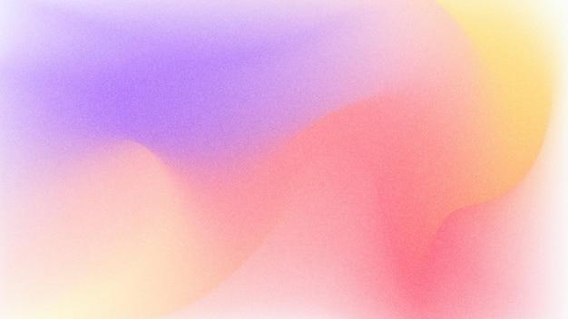 Abstracte gradiëntachtergrond met korrelige textuur