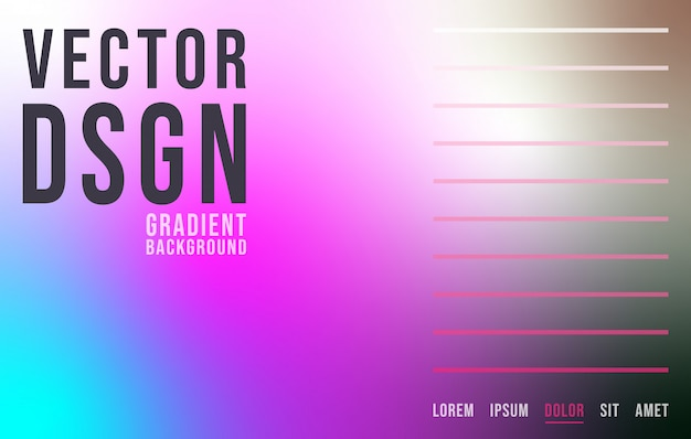Abstracte gradiëntachtergrond