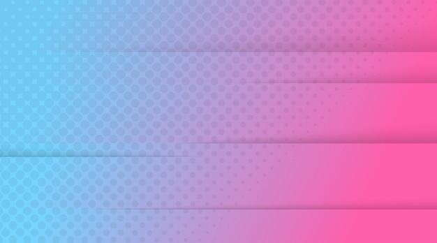 Abstracte gradiëntvector als achtergrond. abstracte achtergrond voor webbanner en illustratieachtergrond