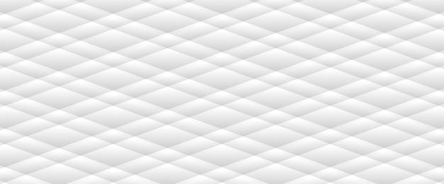 Abstracte grijs witte het patroonachtergrond van golvenlijnen