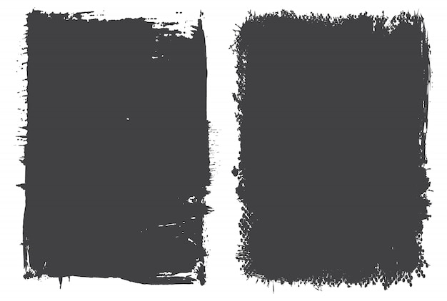 Abstracte grunge achtergronden instellen