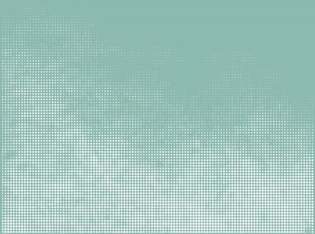 Abstracte grunge halftone achtergrond