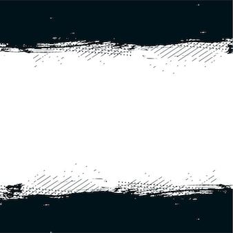 Abstracte grunge textuur achtergrond met halftoon effect