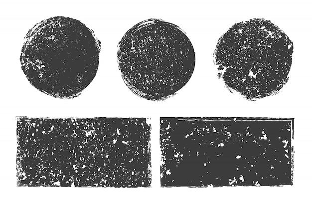 Abstracte grungekaders