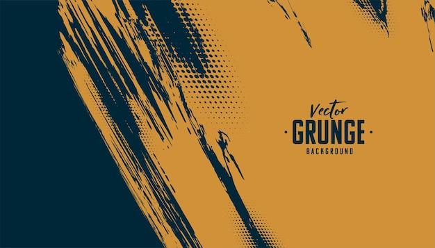Abstracte grungetextuur als achtergrond met halftone