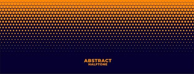 Abstracte halftone achtergrond van het gradiëntpatroon