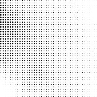 Abstracte halftone moderne achtergrond
