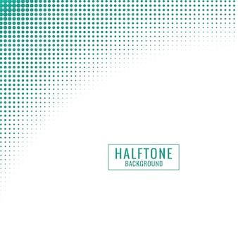 Abstracte halftone patroonachtergrond