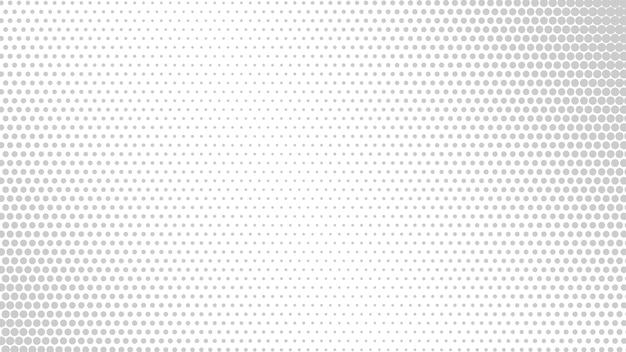 Abstracte halftoonpuntenachtergrond in grijze kleuren