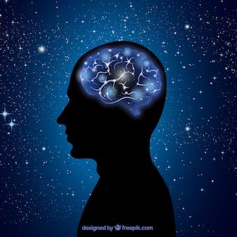 Abstracte hersenen