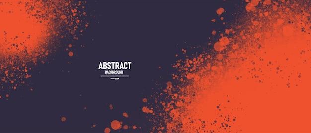 Abstracte inkt splatter inkt druppel vlek textuur achtergrond