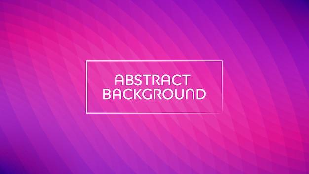 Abstracte kleurovergang gebogen vorm achtergrondkleur