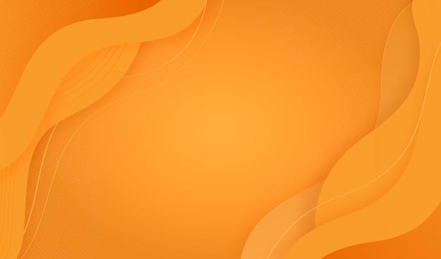 Abstracte kleurrijke achtergrond met vloeiende vormen