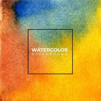 Abstracte kleurrijke aquarel textuur achtergrond.