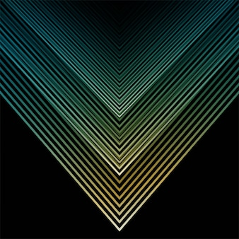Abstracte kleurrijke geometrische lijnen patroon achtergrond