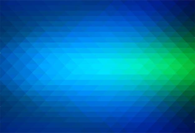 Abstracte kleurrijke geometrische vormenachtergrond