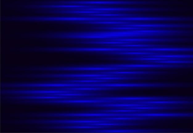Abstracte kleurrijke lichtpaden met bewegingsonscherpte effect. snelheid achtergrond. licht conceptontwerp. vector illustratie