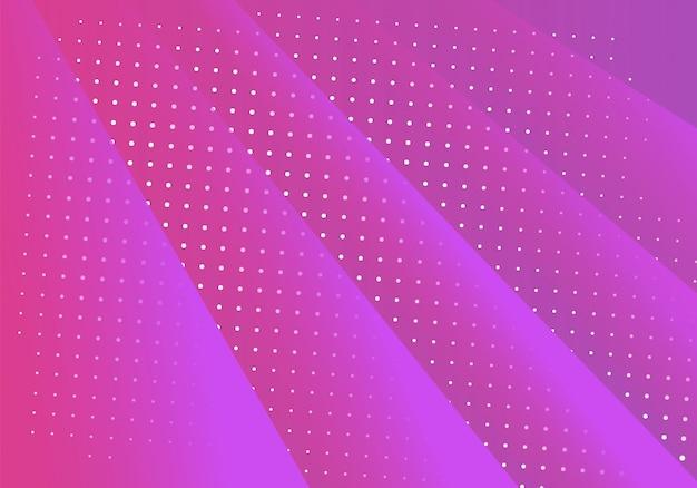Abstracte kleurrijke moderne halftone achtergrond