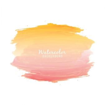 Abstracte kleurrijke waterverf splash achtergrond